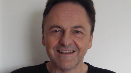 Author Barry Cain was born in Islington and moved to Muswell Hill in 1983