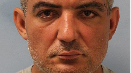 Andrei Makara has been jailed for rape and robbery at Harrow Crown Court. Picture: Metropolitan Poli
