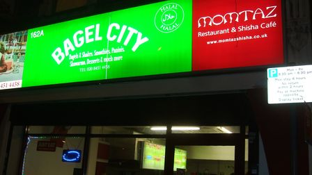 Momtaz restaurant and shisha cafe was fined. (Photo: Brent Council)