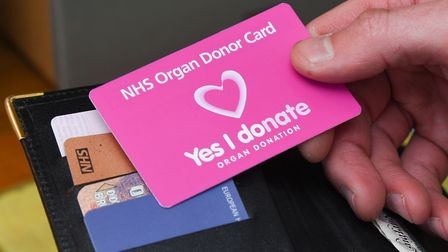 NHS urges families to talk to one another about organ donation