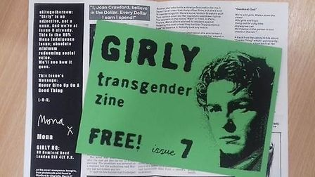 Islington's Pride archive is calling for more LGBTQ+ material. Picture: Islington's Pride