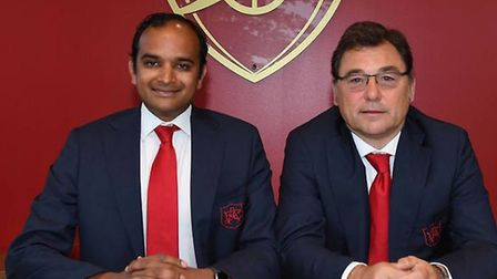 Arsenal appoint Raul Sanllehi as �head of football� with Vinai Venkatesham overseeing �business oper