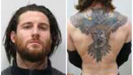 Shane O'Brien, who has distinctive tattoo, is wanted in connection of Josh Hanson's murder