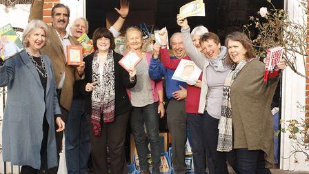 Friends of Cricklewood Library smashing their fundraising target in 2017