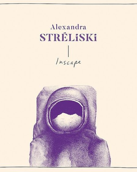 The artwork for Streliski's second album, released eight years after her acclaimed debut record