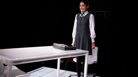 The Lesson runs at The Hope Theatre, Islington until October 13
