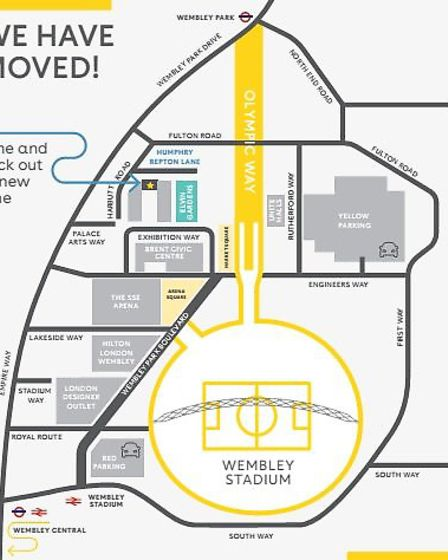 The Yellow has relocated to a brand-new location. Image: The Yellow