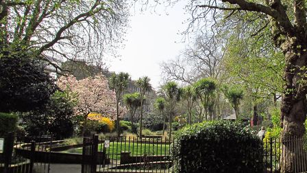 Canonbury Square Gardens. Picture: David Holt/Flickr (CC BY 2.0)