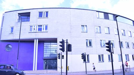 Freedom from Torture's building in Isledon Road. Picture: Freedom from Torture