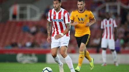 Queens Park Rangers have signed Geoff Cameron on a season-long loan deal from Stoke City (pic: Nick