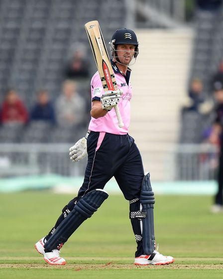 Middlesex's Nick Compton