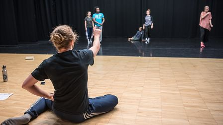 Next week's Mixed Bill will see the Young Associates showcase their work to an audience for the firs