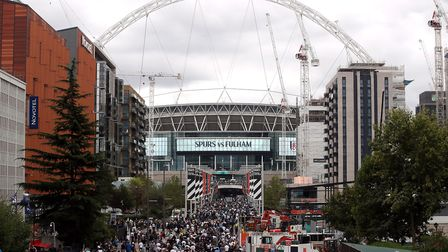 Tottenham Hotspur have confirmed their Premier League clash with Manchester City will take place on