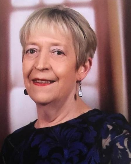 Mary Forde was killed after being knocked down by a car. Picture: Met Police