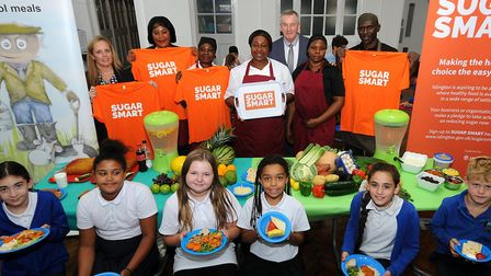 Islington has joined the national Sugar Smart campaign. Picture: Islington Council