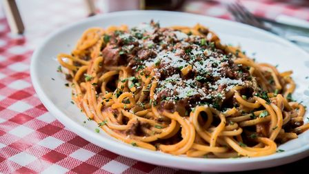 Great pizza aside, there's every reason to try the pasta here