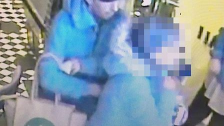 Do you know these people? Picture: Piebury Corner