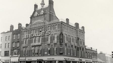 Richard Beales' Restaurant, on the Corner of Holloway Road and Tollington Road, during its final day