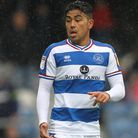 Massimo Luongo scored Queens Park Rangers' first goal against Brentford (pic: George Phillipou/TGS P