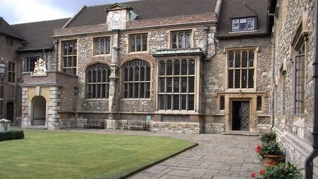 The Charterhouse is holding its first Christmas fair