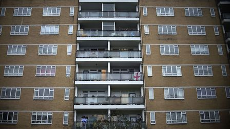 Cllr Abdi is concerned South Kilburn residents do not have secure homes. Picture: PA IMAGES