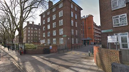 The victim was found on the Kingsmead Estate. Picture: Google Maps