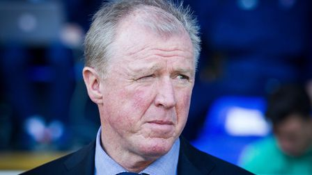 Queens Park Rangers boss Steve McClaren (pic: Ray Lawrence/TGS Photo)