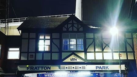 Portsmouth beat Arsenal U21s 2-1 in the Checkatrade Trophy at Fratton Park on Tuesday evening. CREDI