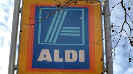 A file image of an Aldi store. The budget supermarket is opening a site in Archway. Picture: Anthony