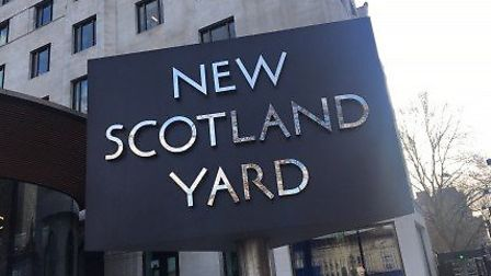 The officer was sacked following a special case hearing. Picture: Met Police