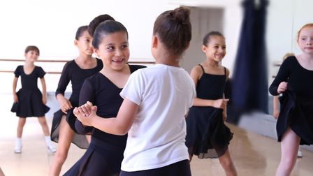 Students at Live 4 Dancing Ballroom will perform at a fundraising show for Great Ormond Street Hospi