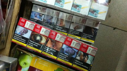 Two traders in Brent have paid hefty fines for selling illegal cigarettes. Picture: Brent Council