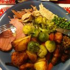 Older people are invited for a Christmas feast at Islington Assembly Hall. Picture: George Redgrave