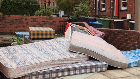 Brent is second in the country for fining flytippers