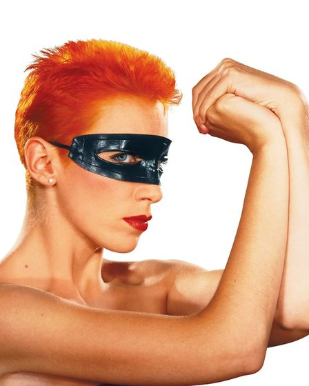 Annie Lennox for the Touch Album