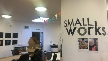King's Cross Small Works is closing. Picture: Ana Clara Paniago
