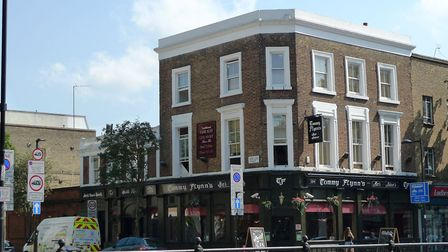 Tommy Flynn's in Holloway Road, Islington. Picture: Ewan Munro (CC BY-SA 2.0)