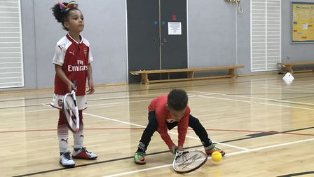 Pro Touch SA is running free taster sessions for kids every Sunday. Pro Touch SA