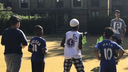 Pro Touch SA is running free taster sessions for kids every Sunday. Picture: Pro Touch SA