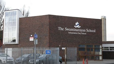 The Swaminarayan School in Neasden is considering becoming a free school.