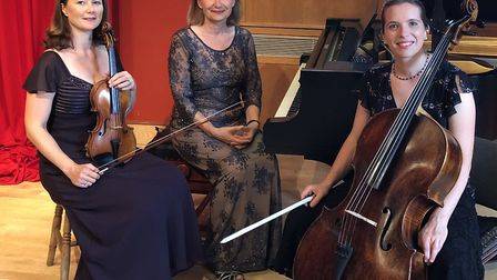 The Roskell Trio are set to make an appearance at 60 Minute Concerts on May 11.