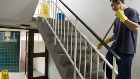 Brent Council is bringing cleaning services back in house. Picture: Brent Council