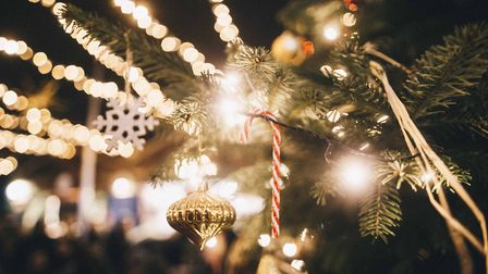 Eat, drink and be merry while you search for one-of-a-kind gifts at the Hackney Christmas Market.