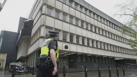 A general view of Highbury Corner Magistrates' Court. Picture: PA