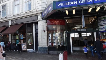 Willesden Green tube station. Picture: Ian Wright / Flickr - CC by SA 2.0