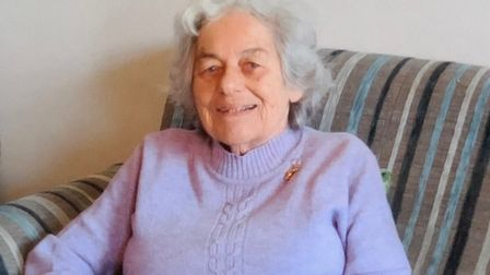 Vera Schaufeld made MBE in Queen's New Years Honours for services to Holocaust Education. Picture: