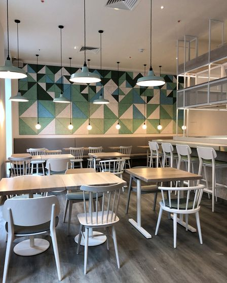 A first look at Stem & Glory's new London restaurant. Picture: Stem & Glory