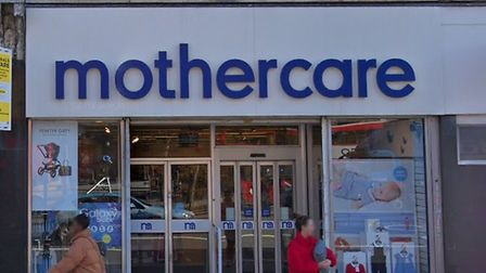 The Holloway Mothercare store is closing down. Picture: Google Maps