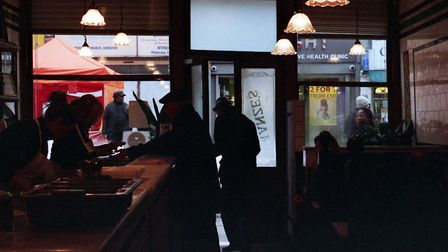 Memories of Manze's in Chapel Market. Picture: Hayleigh Longman