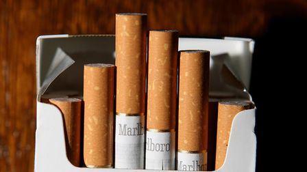 An old Labour government formed a partnership with an American tobacco company. Picture: PA